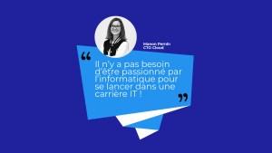 Interview Manon Pernin CTO Cloud Cellenza